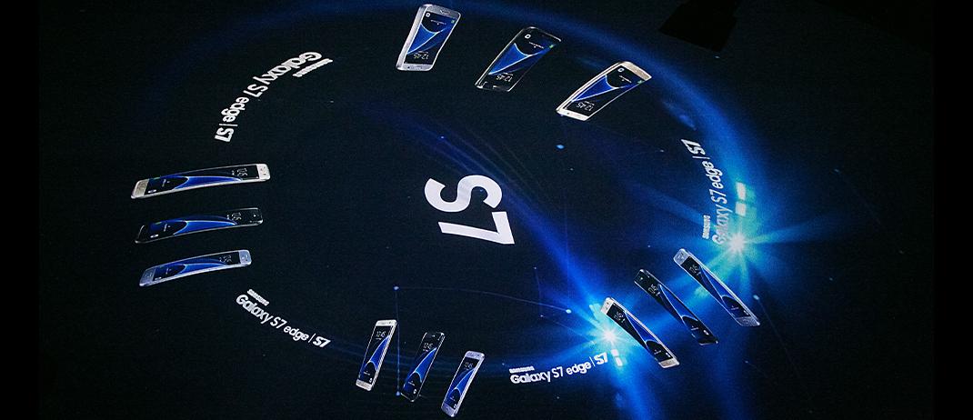 Lanzamiento Galaxy S7 Planetario